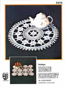 Twilleys Crochet Pattern 5979