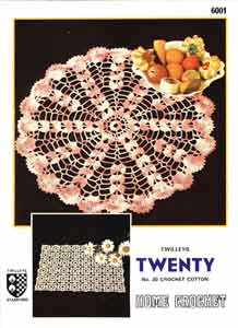 Twilleys Crochet Pattern 6001