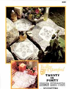 Twilleys Crochet Pattern 6392