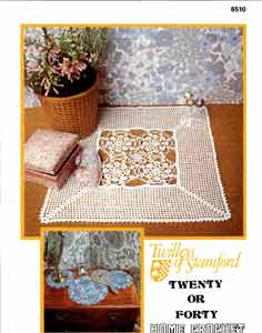 Twilleys Crochet Pattern 6510