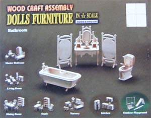 Wood Craft Assembly - Bathroom