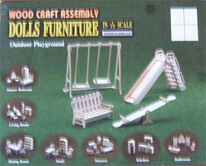 Wood Craft Assembly - Outdoor Playground