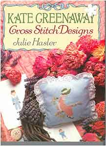 Kate Greenway Cross Stitch Designs ISBN 0-7153-0125-X