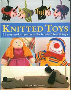Knitted Toys ISBN 1-84330-582-8