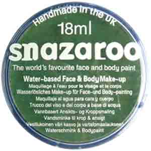 Snazaroo Face Paint - Green
