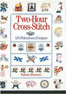 Two-Hour Cross-Stitch ISBN 0-8069-0952-8