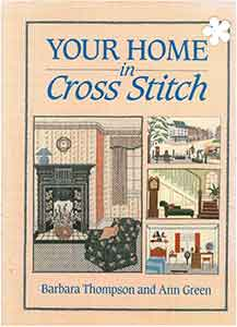 Your Home in Cross Stitch ISBN 0-7153-0001-6